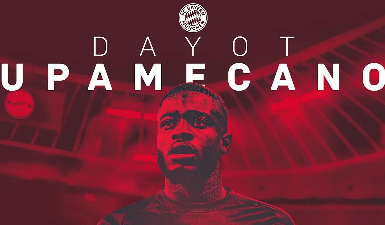 Bayern xác nhận đã có chữ ký của Upamecano