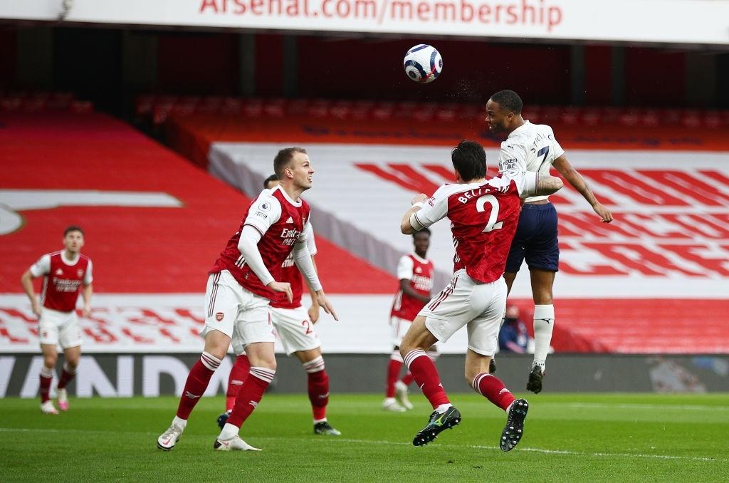 Arsenal 0-1 Man City: Xây chắc ngôi đầu bảng