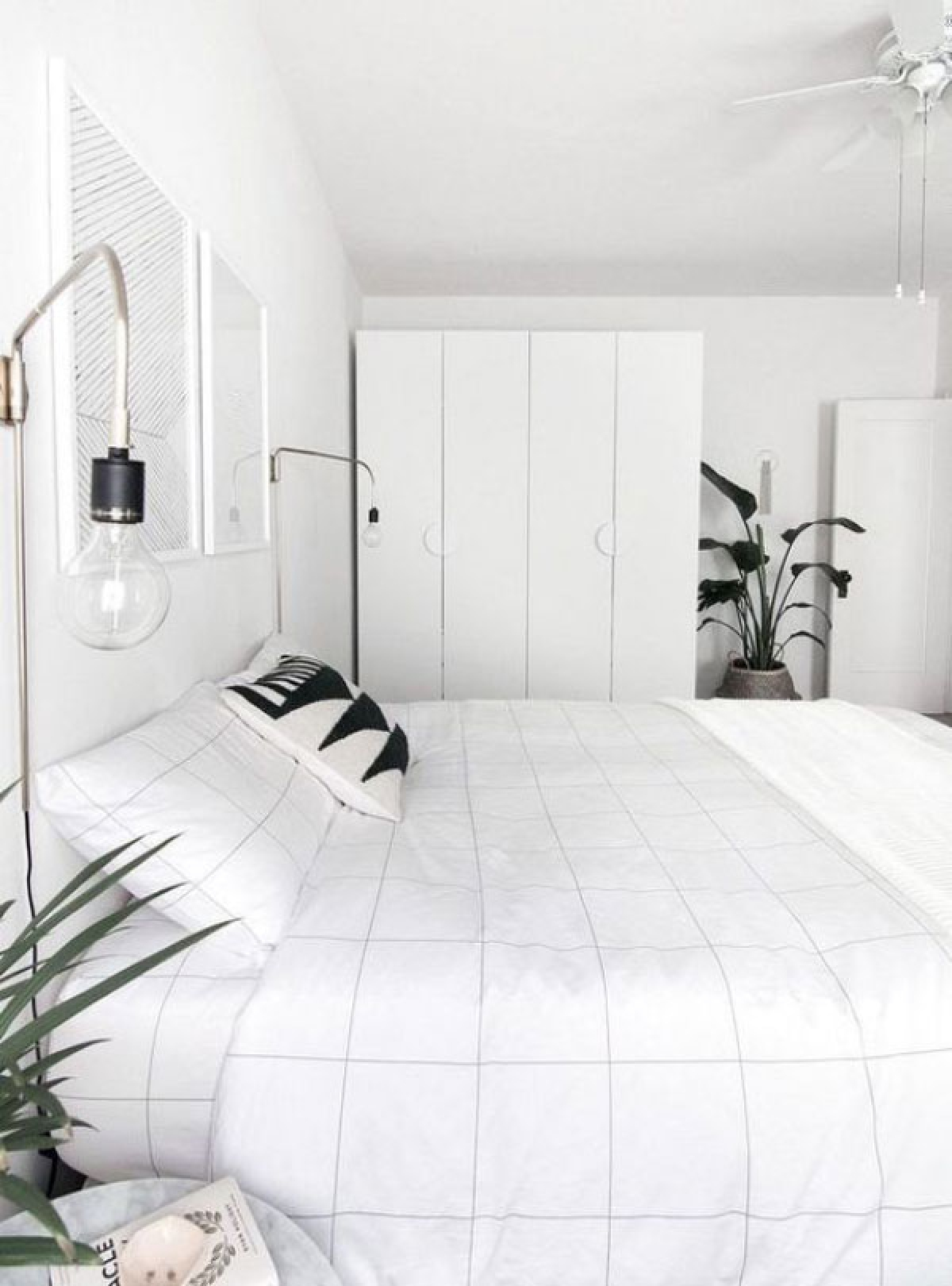Mẹo lựa chọn nội thất giúp phòng ngủ thoáng rộng