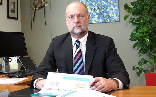 Ông Martin Dolan, người đứng đầu Cục An toàn Giao thông Úc (Ảnh: AP)