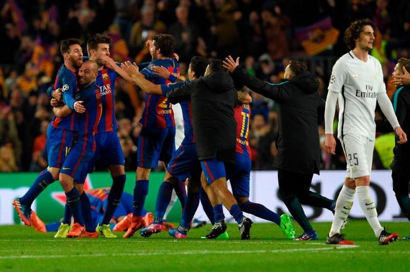 Barca 6 -1 PSG: Không tưởng và điên rồ