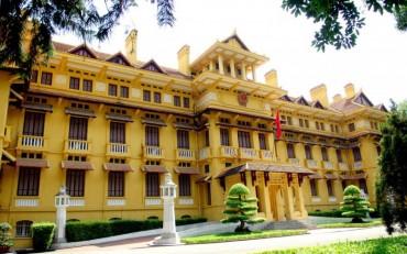 Tòa nhà trụ sở Bộ Ngoại giao: Điển hình nét đẹp kiến trúc