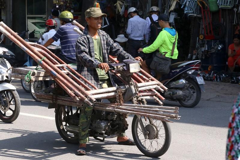 Thị trường xe máy cũ trước ngưỡng tháng 6