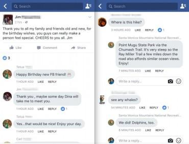 Người dùng sắp bình luận Facebook giống như chat trong Messenger