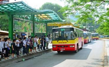 Tiếp tục nâng cao chất lượng xe buýt