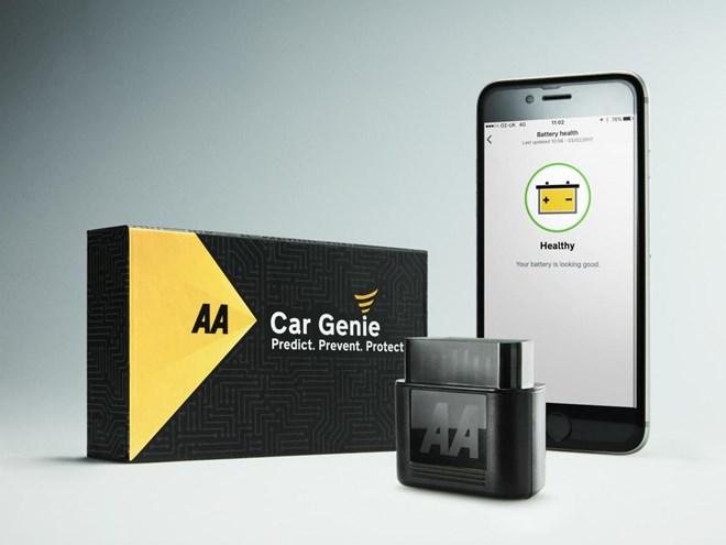 Ra mắt thiết bị dự báo, tư vấn về các sự cố xe hơi qua điện thoại