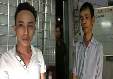 Bắt 5 đối tượng dùng súng K59 nã đạn vào xe taxi, 2 người bị thương