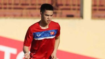 12 cầu thủ tạm rời tuyển U20 Việt Nam về phục vụ CLB