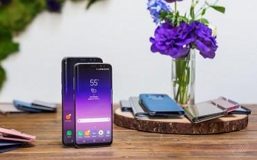 Samsung trình làng bộ đôi Galaxy S8 và S8 Plus