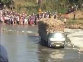 Gia Lai: Chiến sỹ công an hy sinh khi nỗ lực cứu xe mía giữa dòng lũ