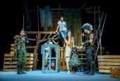 Kiệt tác sân khấu 'Vòng phấn Kavkaz' trở lại với khán giả Hà Nội