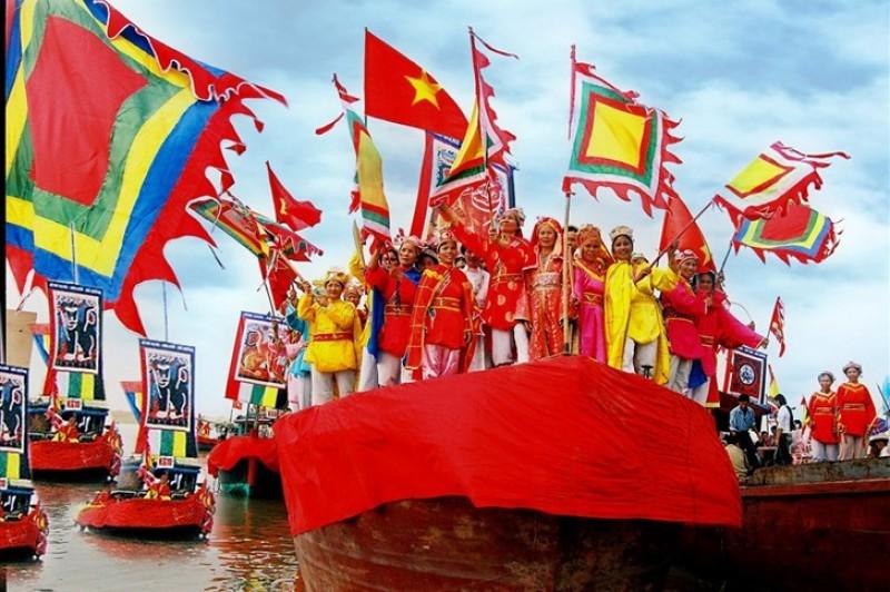 Infographic: Những con số khủng về lễ hội ở Việt Nam