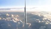 Choáng ngợp những hình ảnh của tòa tháp cao nhất TG đang được xây dựng