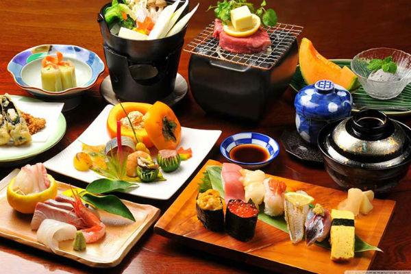 Khám phá văn hóa ẩm thực Nhật - Việt