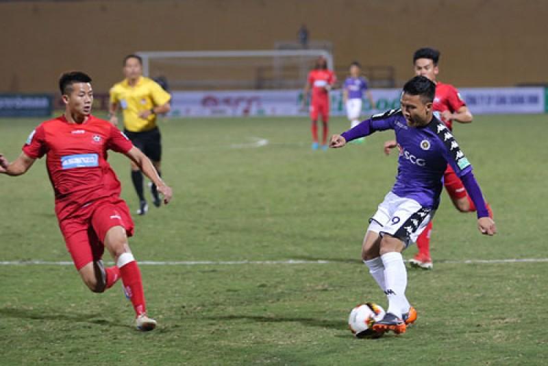 Vòng 1 V - League 2018: Đông khán giả, ít bàn thắng