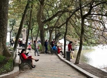 Thành phố xanh - sạch - đẹp: Có màu xanh là có sức sống