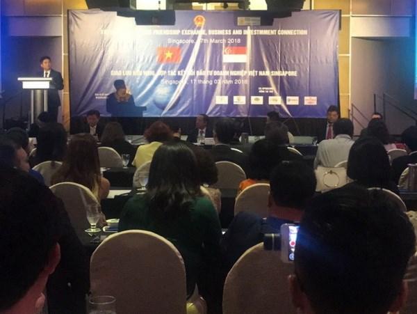 Singapore quan tâm đầu tư vào nông nghiệp thực phẩm của Việt Nam