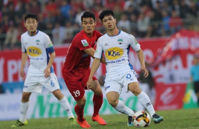 Hà Nội FC độc chiếm ngôi đầu