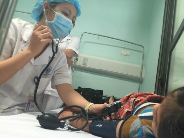 Đừng coi thường khi trẻ em tăng huyết áp!