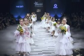Siêu mẫu Xuân Lan khởi động Tuần lễ thời trang trẻ em Việt Nam mùa 5