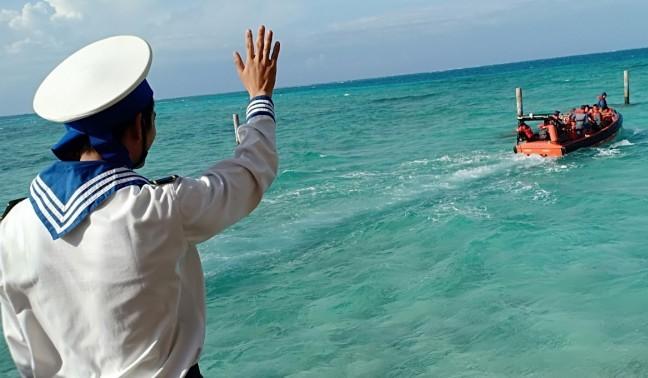 Bài 2: Tâm tình lính biển