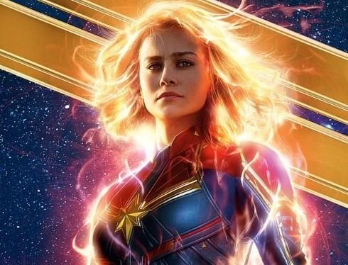 """""""Captain Marvel"""" thống trị phòng vé với doanh thu mở màn 155 triệu USD"""