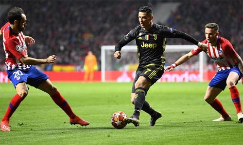 """Juventus - Atletico: """"Lão bà"""" không còn đường lui"""