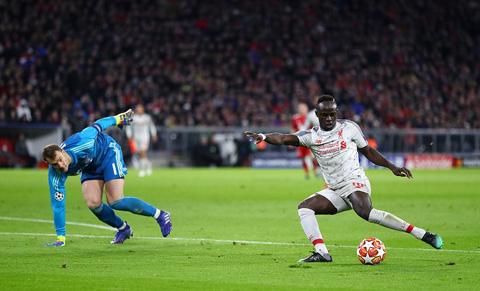 Bayern 1-3 Liverpool: Chiến thắng thuyết phục