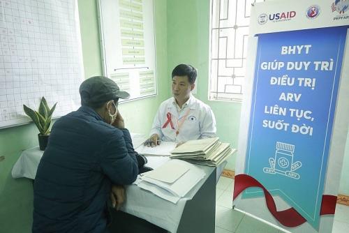 Phao cứu sinh của bệnh nhân nhiễm HIV