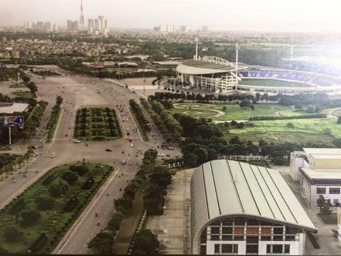 Bắt tay xây dựng đường đua F1: Sẵn sàng ghi danh trên bản đồ thể thao thế giới