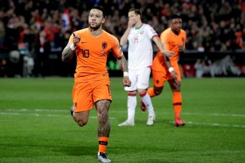 Hà Lan 4-0 Belarus: Memphis Depay tỏa sáng, Cơn lốc cam cuốn bay Belarus