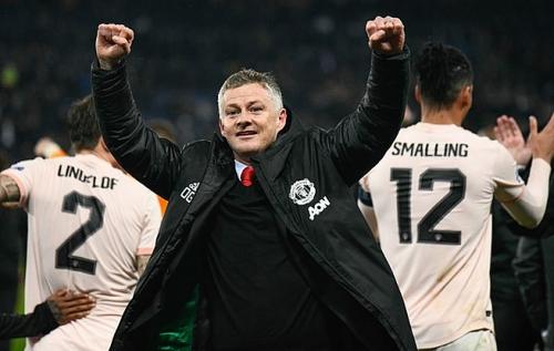 Ole Gunnar Solskjaer được Man Utd bổ nhiệm chính thức