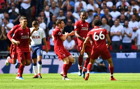 Liverpool - Tottenham: Đòi lại ngôi đầu