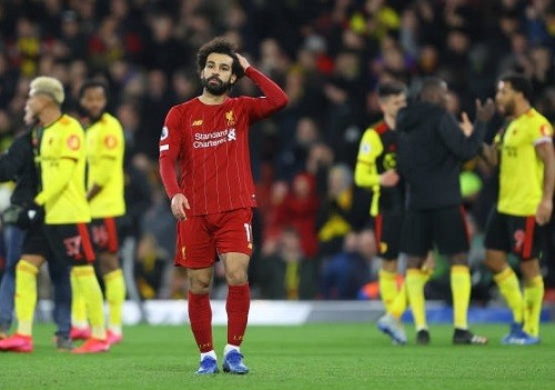 Watford 3-0 Liverpool: Địa chấn ở Vicarage Road