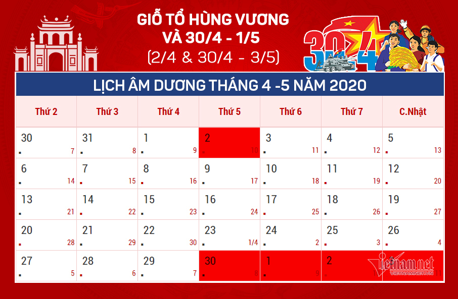 lich nghi le gio to hung vuong va 304 15