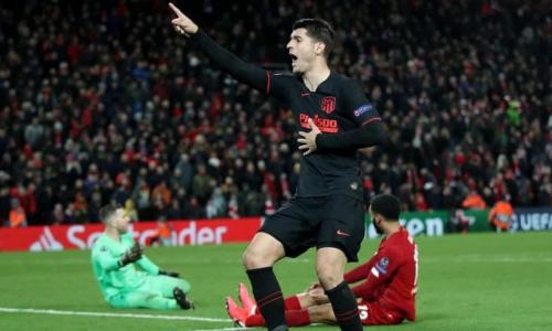 Liverpool 2-3 Atl.Madrid: Sai lầm tai hại