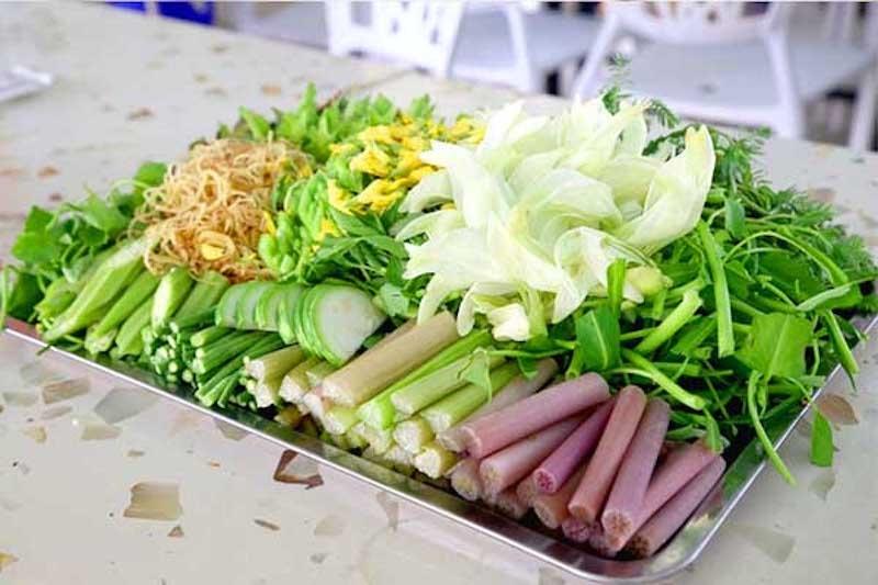 Lưu ý những loại rau gây hại sức khoẻ tuyệt đối không được cho vào lẩu