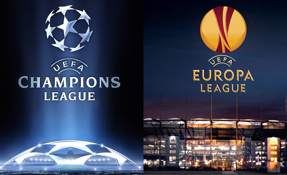 champions league va europa league bi hoan vo thoi han