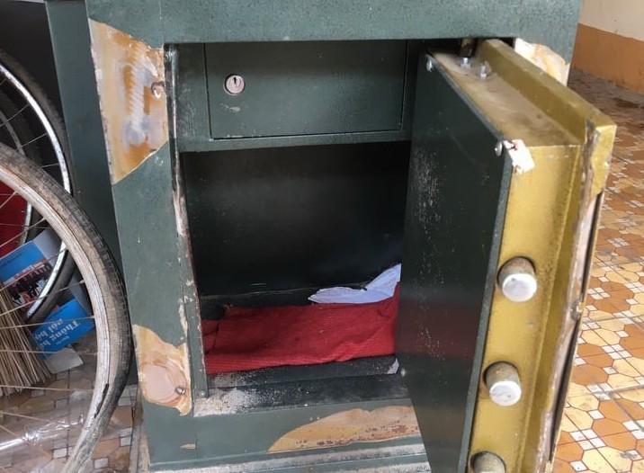 Bắt giữ đối tượng gây ra hàng loạt vụ trộm két nhà dân