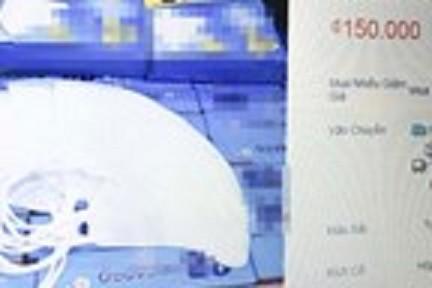 """Hơn 16.000 gian hàng """"thổi"""" giá sản phẩm chống dịch COVID-19 bị xử lý"""
