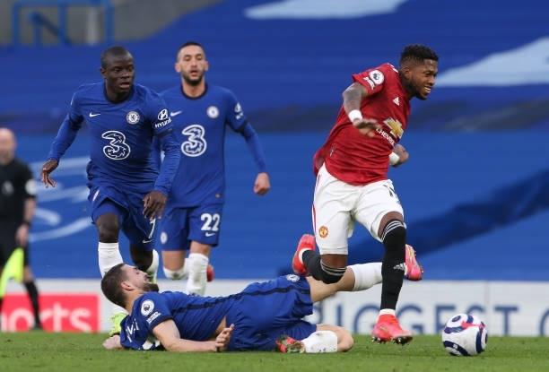 Chelsea 0-0 Man Utd: Bất phân thắng bại