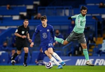 Chelsea 2-0 Everton: Kai Havertz tỏa sáng, Chelsea vững Top 4