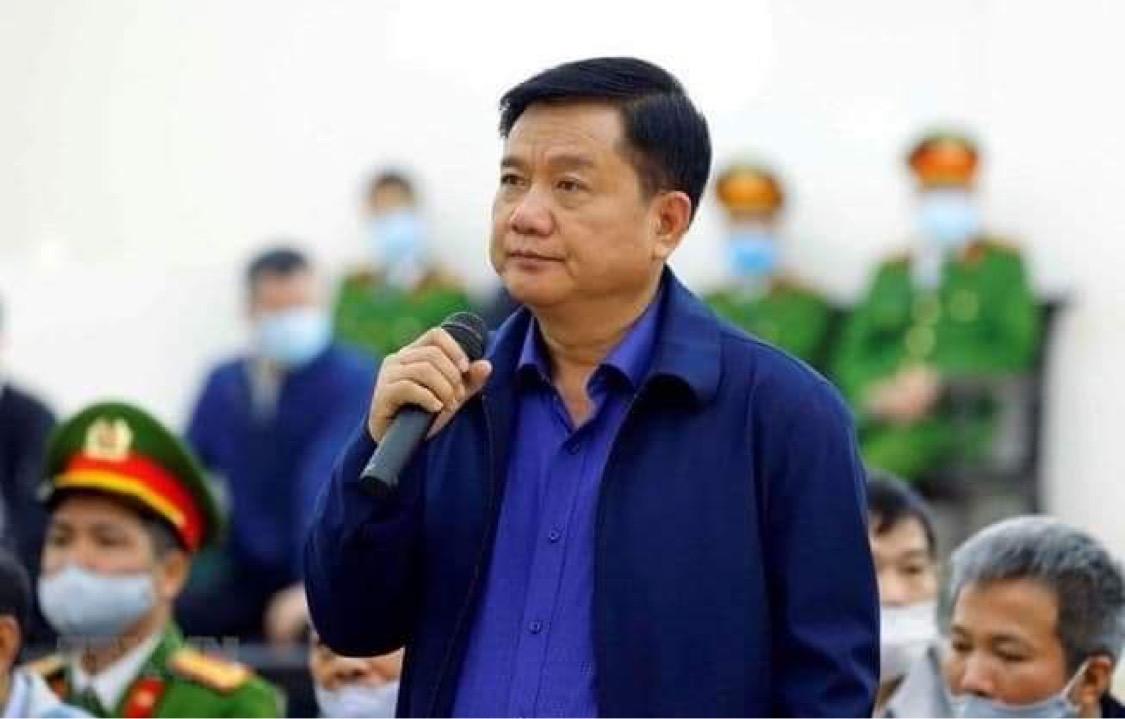 Bị cáo Đinh La Thăng phủ nhận toàn bộ cáo buộc
