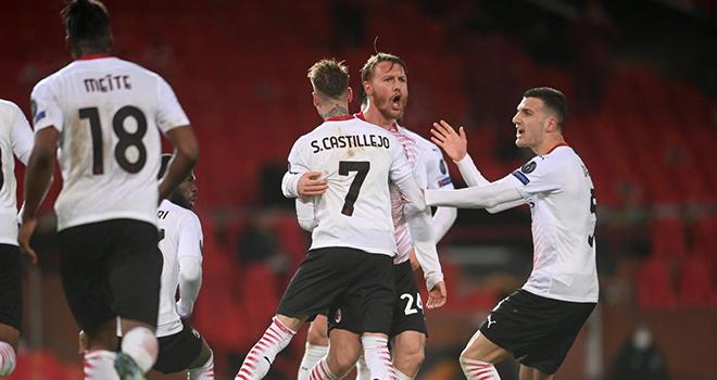 M.U 1-1 Milan: Đánh rơi chiến thắng phút cuối
