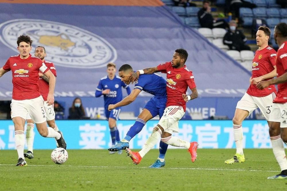 Leicester City 3-1 M.U: Chiến thắng xứng đáng