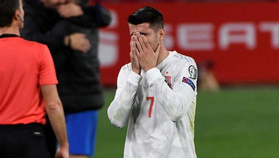 Tây Ban Nha 1-1 Hy Lạp: Chia điểm đáng tiếc