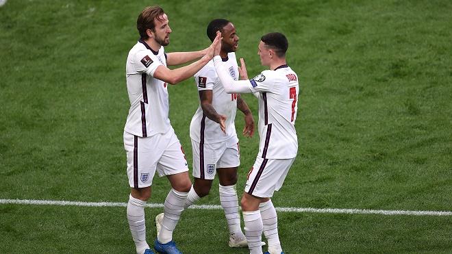Albania 0-2 Anh: