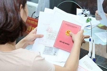 Sổ hộ khẩu giấy: Chỉ thu hồi nếu người dân thay đổi thông tin