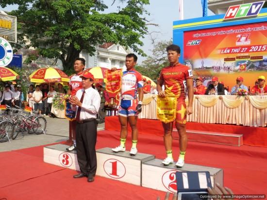 Khai mạc giải đua xe đạp cúp truyền hình TP.Hồ Chí Minh