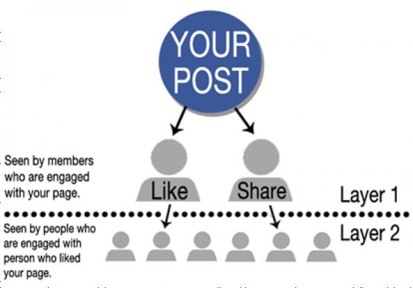 Facebook, Fanpage